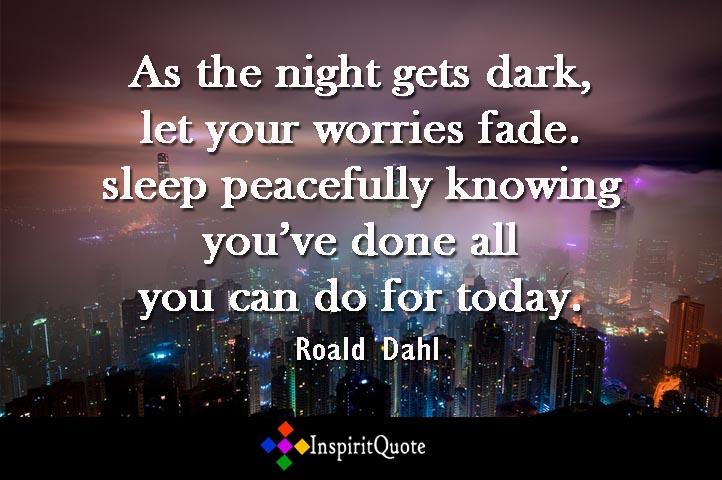 good night images with inspirational quotes