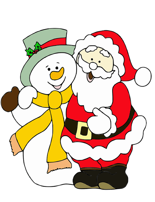 santa claus wallpaper hd PNG