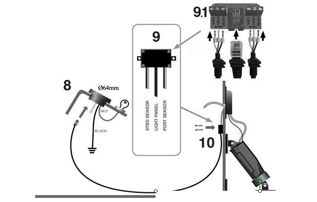 Outstanding Boat Leveler Wiring Diagram Wiring Diagram Database Wiring Digital Resources Honesemecshebarightsorg