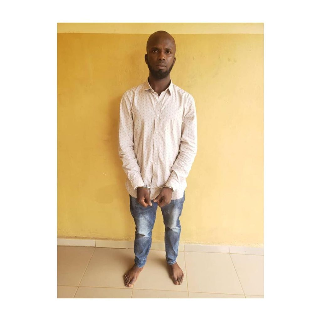 Serial rapist who lures, abducts and films girls, arrested in Delta