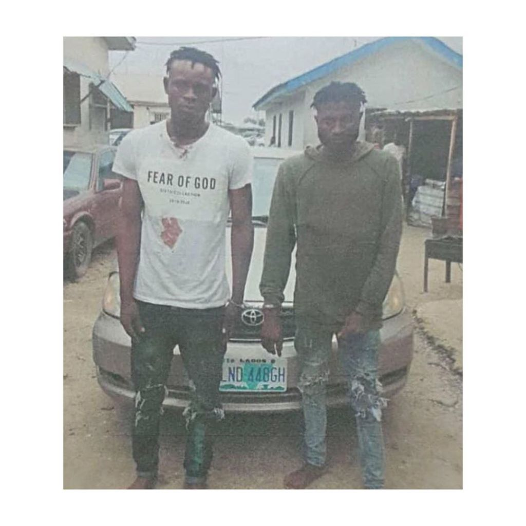 Two robbers who specialized in killing, robbing Uber drivers, arrested