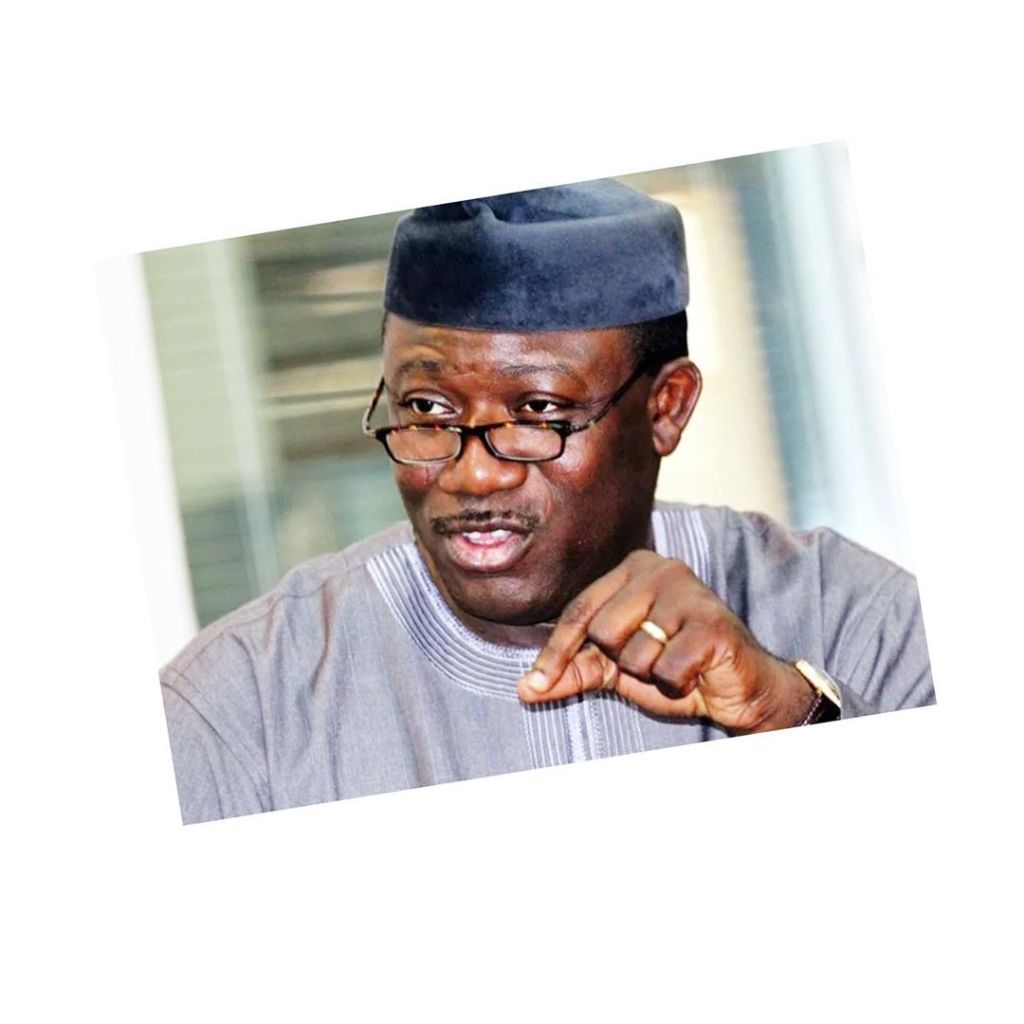 Allow SARS operatives work in areas where they're effective — Ekiti State Governor
