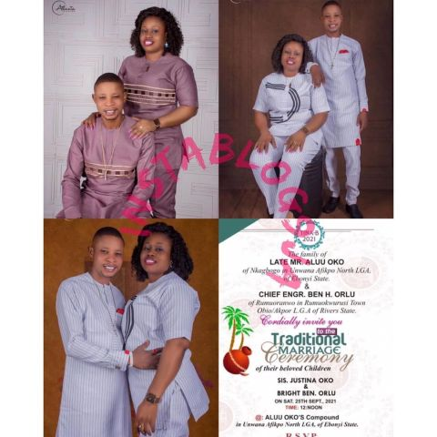 A month after calling out his pastor for snatching his wife, man sets to remarry .
