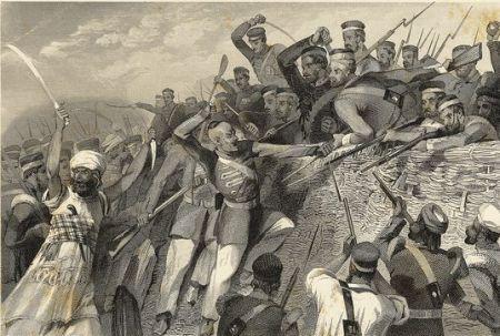 857 freedom struggle india 26