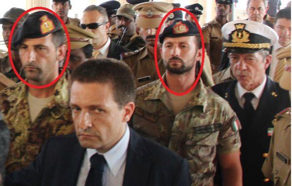 Accused Italian Marines