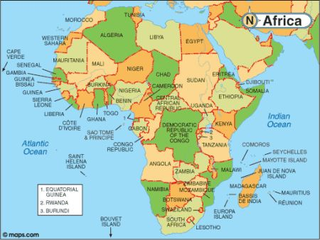 africa is indias traditional economic powerbase