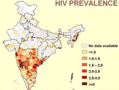 aids map 3
