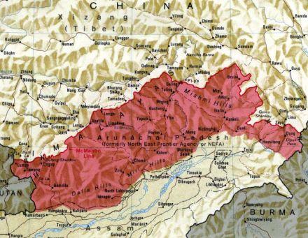 arunachal pradesh border talks india china 26