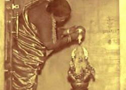 ayyappas women priest