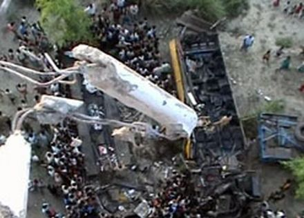 bus accident patna 26