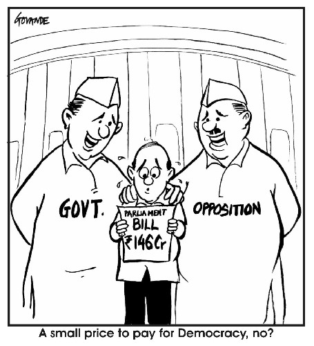cartoon parliament session ends HcOnX 34547