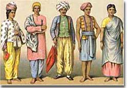 Who am I……  a Brahmin, a Vaishya, a Khsatriya, or a Shudra