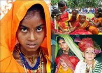 child marriage in india 7Ykmv 22980