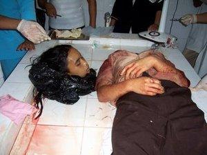 christian beheading csunc 16105 AVLDC 2570