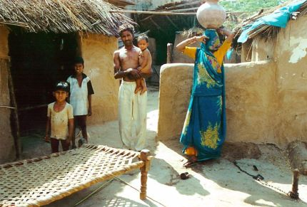 data collection in villages