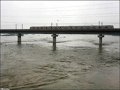 delhi flood TdfrP 30213