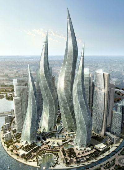 dubai towers gddt KBH6t 3868