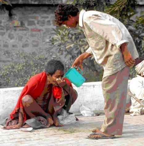 eliminating poverty in india cEYAU 32728