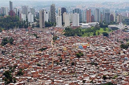 favela morumbi sao paulo 1rOYK 16085