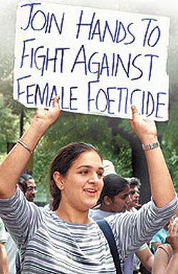 fight female feticide