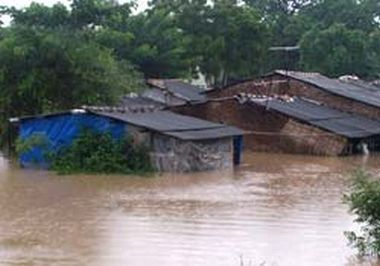 flooded bihar