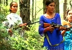girls of jammu and kashmir ready to fight terroris