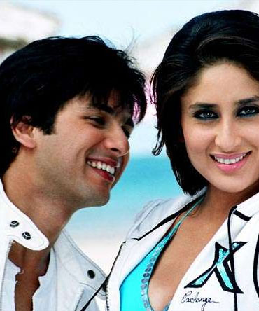 kareena and shah