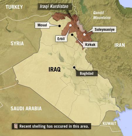 kurdish iraq Mz4Ti 19672