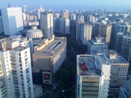 mumbai to make new york
