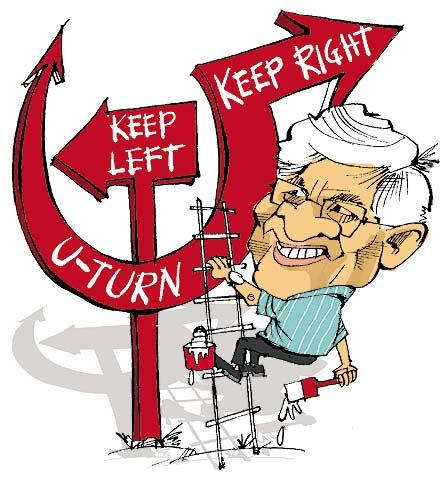 prakash karat cartoon 20070115 md2ry 35628