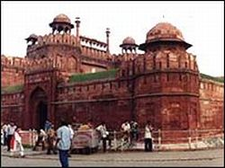 red fort attack