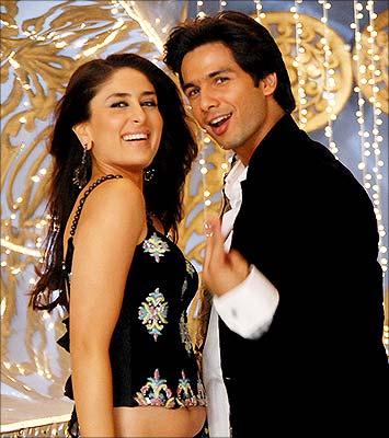 shahid and kareena