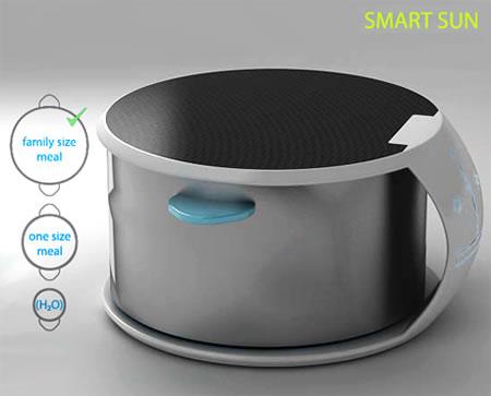 smart sun cooker PWxr2 38965