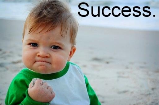 success baby lJtQ4 18