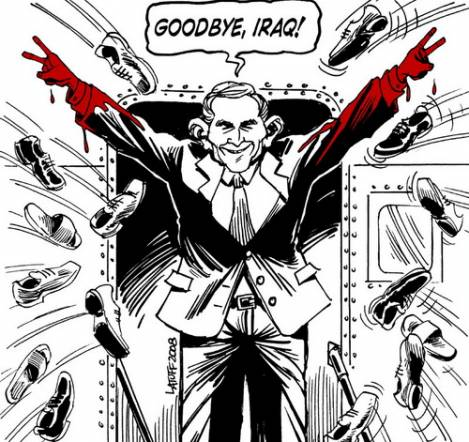 the pathetic end to bush era 2 by latuff2 QwV7o 19