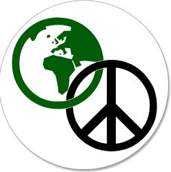 world peace logo 4qghS 65