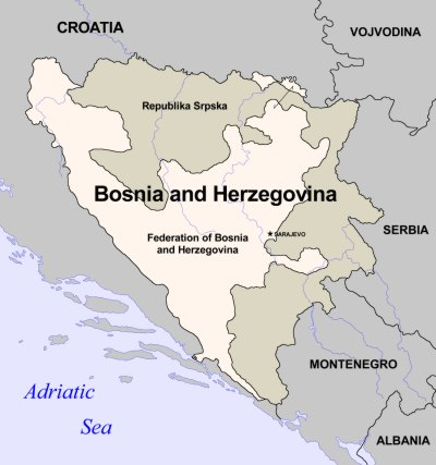 Bosnia on the road to the EU sorry to Dissolution InstaBlogs