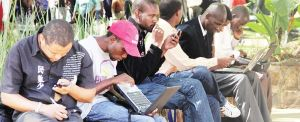 People-enjoying-free-internet-through-Wi-Fi-in-Africa-Unity-Square-1-1