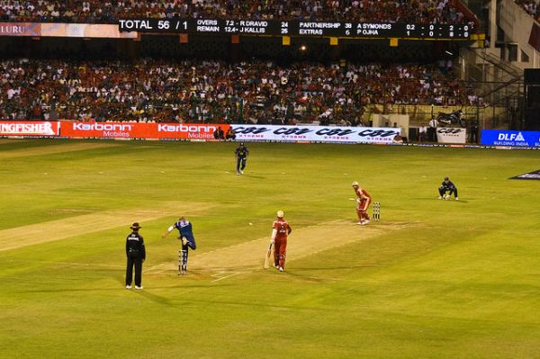 IPL 2010 40th Game - RCB Vs DC