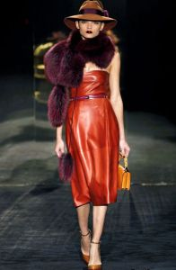gucci-fall-winter-2011-2012 leather and fur