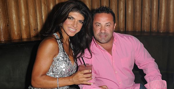 "Real Housewives of New Jersey's Teresa Giudice Hosts ""Absolutely Fabulous"""