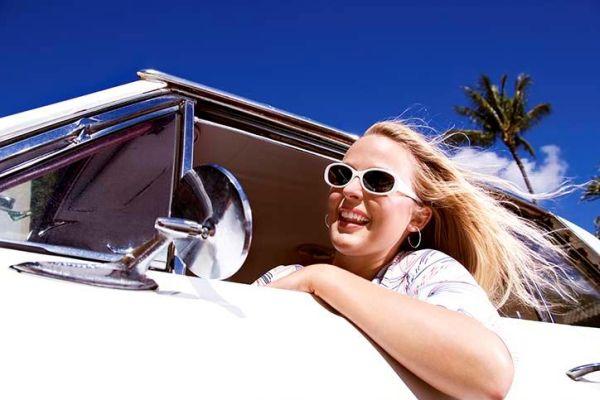 women loves reckless-driving