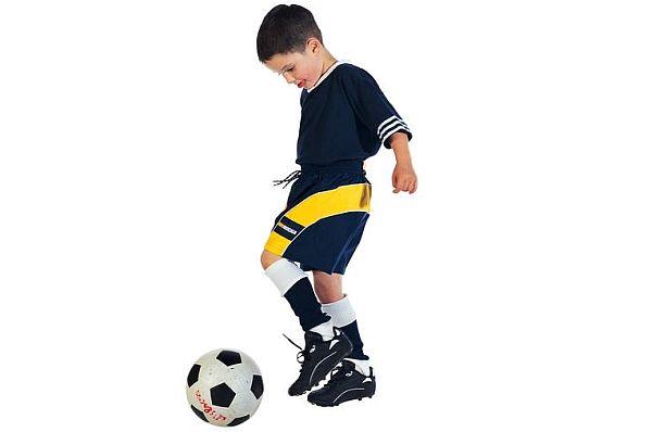 sporty kid