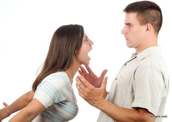 Passive aggressive behavior _2