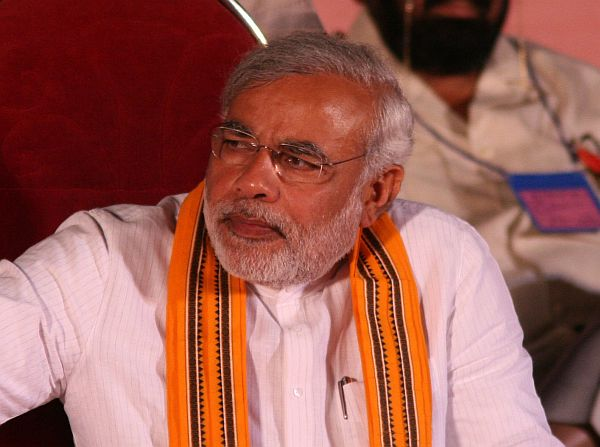Indian election rally 2009