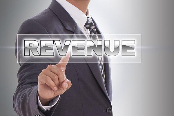 Tourism revenue