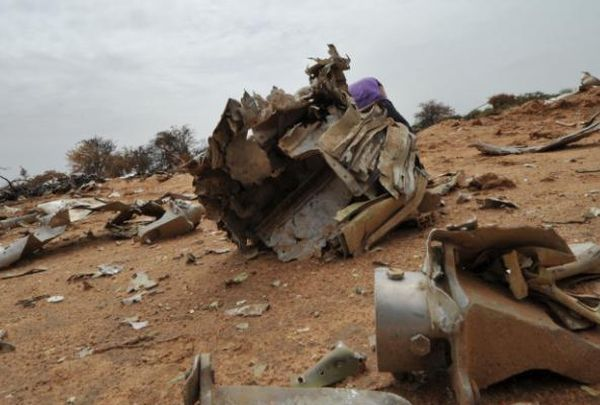 BURKINA FASOMALI-ALGERIE-TRANSPORT CRASH AVION