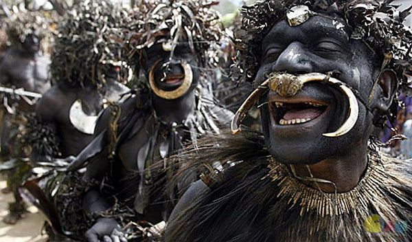Sambian tribe