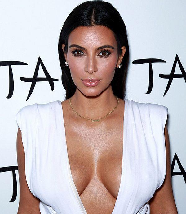 Kim Kardashian West Celebrates Her Birthday