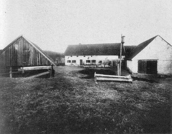 murder mystery of Hinterkaifeck farmstead
